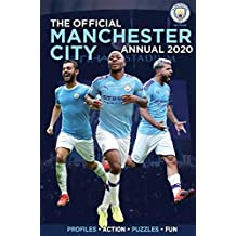 The Official Manchester City FC Annual 2020