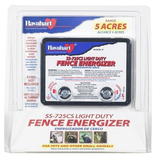 fi-shock ss-725cs AC Powered Licht Pflicht 5Electric Energizer Acre Range - Electric Range