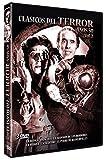 Clásicos del Terror Volumen 2 DVD España: La Mosca + Drácula + La Mansión de los Horrores + La Momia + Escalofrío + El Perro de Baskerville