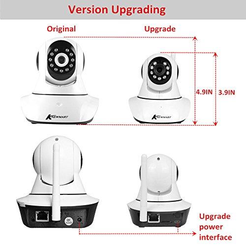 720P HD IP Kamera Wireless Wifi Sicherheit ONVIF Innen Nachtsicht Netzwerk Baby Monitor Von KNEWMART - 3
