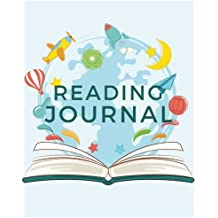 """Reading Journal: Reading Log For Book Lover Large 8x10"""" 116 Pages For Spacious Record & Book Lover"""