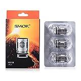 Smoktech SMOK TFV8 Verdampferköpfe (3er Pack) Größe V8-T8 -