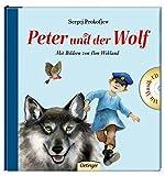 Peter und der Wolf mit CD
