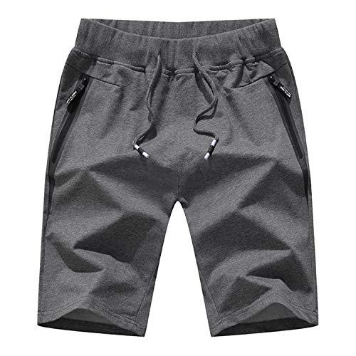 Iguana Kostüm - Herren Shorts Kurze Hose Schnell Trocknend Atmungsaktive Sporthose Taschen Männer Running Fitness Gym Sport Shorts,Lässige Sportshorts aus Stretch 1 4XL