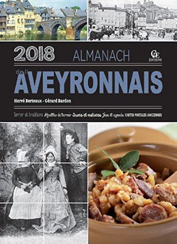 Almanach de l'Aveyronnais 2018