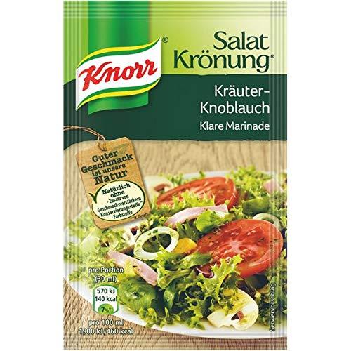 Kräuter-knoblauch (Knorr Salatkrönung - Kräuter-Knoblauch - 5 x 3 st)