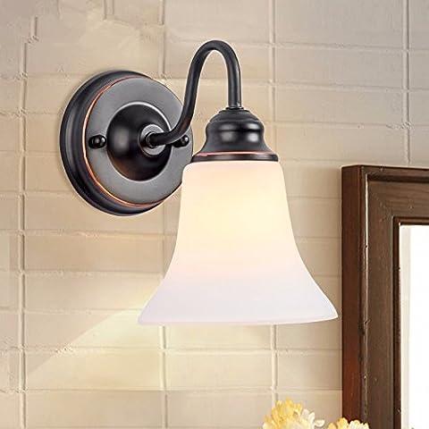 In stile retrò luce da parete Lampada da parete a parete applique per la camera da letto,Bar,Hotel, Vintage Living Room