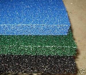 3-Color Pack Matala Pond & Koi Filter/Sheet Media- 12x12 by Matala