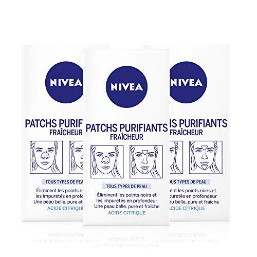 Nivea Patch Purifiant Frische X6-Lot de 3