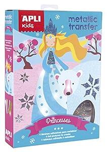 APLI Kids- Juego Transfer, Multicolor (15267)