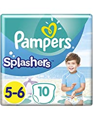 Pampers Splasher Swim Pants Carry Pack Size 5 x10