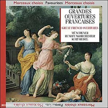 Grandes ouvertures françaises / Great french overtures