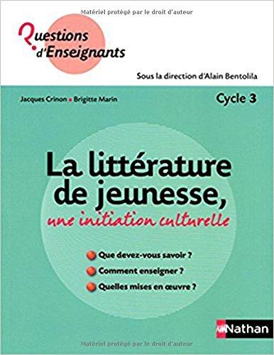 La littérature de jeunesse, une initiation culturelle
