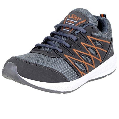 Lancer Men's Mesh Sports Running Shoes