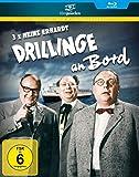 Drillinge an Bord (Neuauflage) (Filmjuwelen) [Blu-ray]