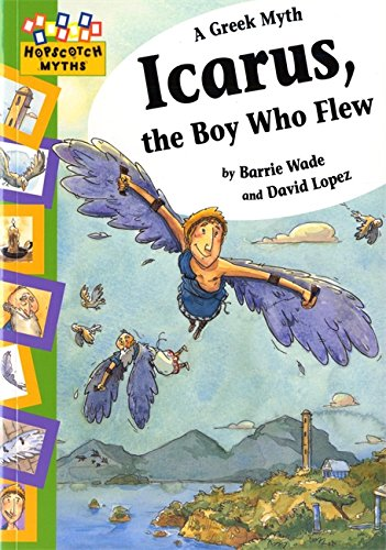 Icarus, the boy who flew
