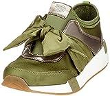TOM TAILOR Damen 4899105 Sneaker, Grün (Khaki), 38 EU