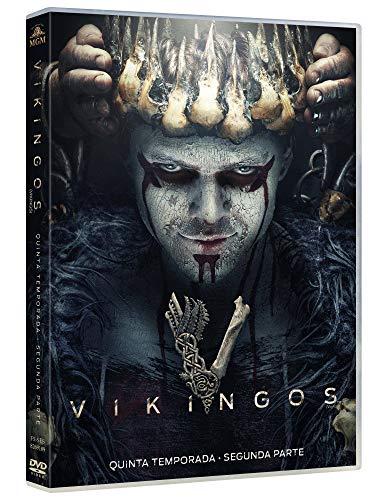 Vikingos - Temporada 5 (Volumen 2) [DVD]