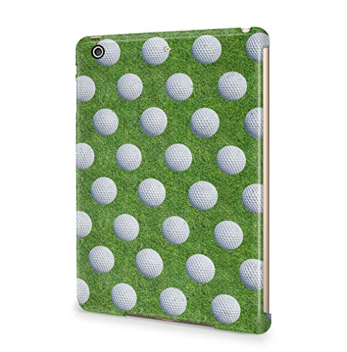 golf-balls-pattern-apple-ipad-mini-4-snapon-hard-plastic-tablet-protective-case-cover