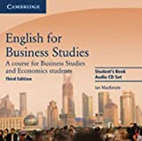 English for Business Studies: 2 Audio-CDs