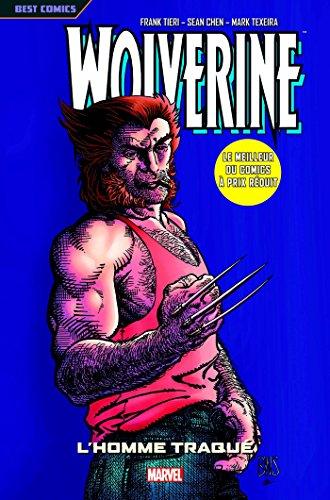 Wolverine T03: L'homme traqué