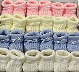 angelkids , Baby Mädchen Krabbelschuhe & Puschen blau