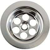 Wirquin 39230004 Grille ronde creuse en inox Diamètre 63 mm