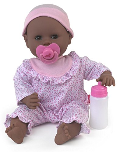 Dolls World 8663 Little Treasure Black Doll