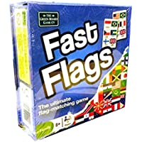 Fast Flags - Juego de Mesa de Banderas