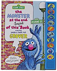 Sesame Street: The Monster at the End of This Sound Book