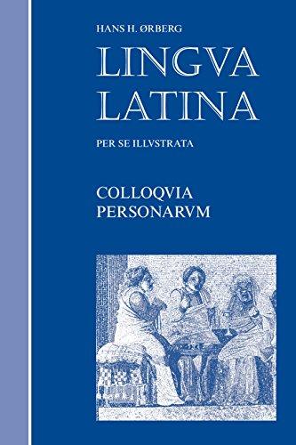 Lingua Latina - Colloquia Personarum