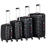 Monzana® Baseline 4er Set Koffer