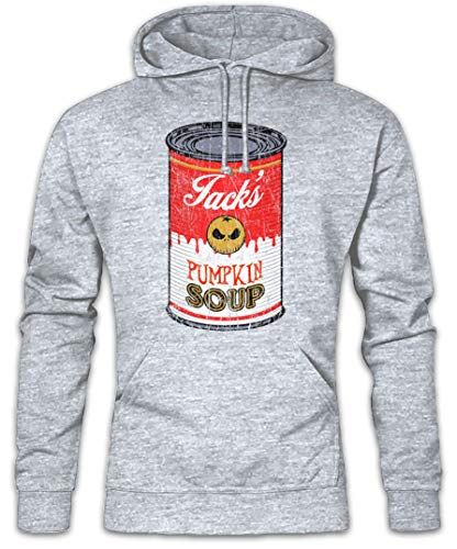 Urban Backwoods Jack's Pumpkin Soup I Hoodie Kapuzenpullover Sweatshirt - Größen S - 2XL