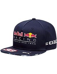 6e5eeb5fb4 Red Bull Racing Niños RBR Vers Tappen Flat Kids Cap