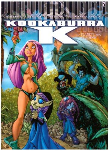 Kookaburra K, Tome 2 : La planète aux illusions