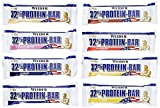 Weider 32% Riegel 24 Mix-Box, 24 x 60 g, 1er Pack (1 x 1,44 kg)