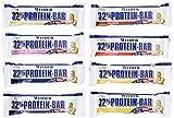 Weider 32% Protein Bar 24 Mix Pack