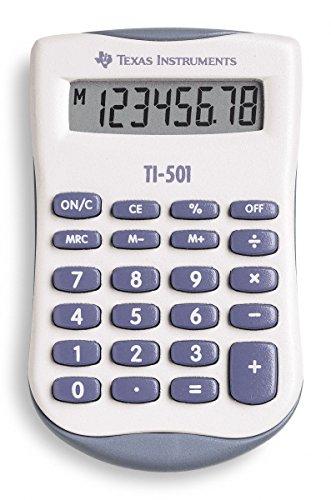 texas-instruments-ti-501-calculatrice-4-operations