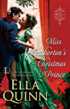 Miss Featherton's Christmas Prince (The Marriage Game)
