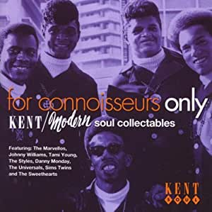 For Connoisseurs Only: KENT/Modern Soul Collectables
