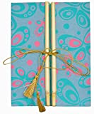 #9: DI-KRAFT Bamboo Exclusive HandMade Paper Notebook Cover Printed Diary (Bamboo6)
