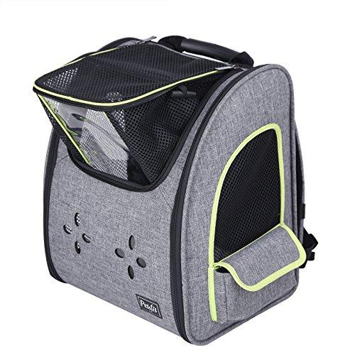 Petsfit Hunde Carriers Katze/Hund / Meerschweinchen/Hase Rucksack langlebig und bequem Haustier Tasche