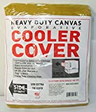 42W x 45D x 28H Side Draft Heavy Duty Canvas Cover for Evaporative Swamp Cooler (42 x 45 x 28)