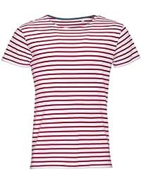 Suchergebnis auf Amazon.de für  rot weiß gestreiftes t shirt  Bekleidung 68ce1dc2a0