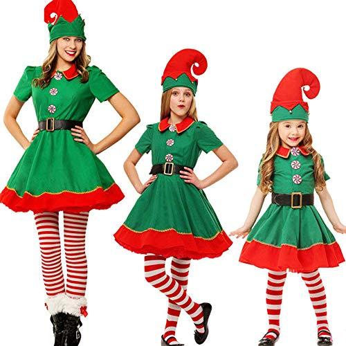 Costume Donna Elfo – Costumi Divertenti 6deb7e3d7a0e