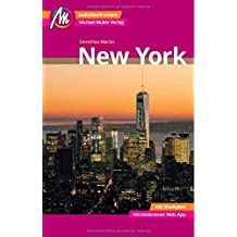 New York Reiseführer Michael Müller Verlag: Individuell reisen mit vielen praktischen Tipps inkl. Web-App (MM-City)