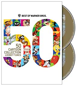 Best of Warner Bros 50 Cartoon Collection - Looney [Import USA Zone 1]