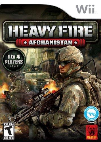Heavy Fire: Afghanistan Wii by Mastiff