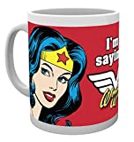 Dc Comics - Wonder Woman Not Saying (Tazza)