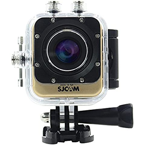 SJCAM M10Plus Original Action Camera Sports Cam SJCAM M10+ Sport DV Underwater Camcorder Waterproof Outdoor Camera 1.5 inch 12.0MP 2K Novatek NTK96660 170 Degree Wide Angle Extreme Sports Diving Cycle Camera